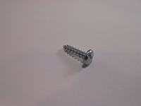Type AB Slotted Pan Self Tapping Screws - 18-8 Stainless Steel