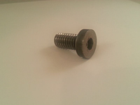 Coarse Thread Low Head Socket Cap Screws - Plain