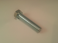 Hex Tap Bolts - 18-8 Stainless Steel