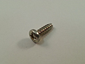 Type B Phillips Pan Self Tapping Screws - Zinc and Bake
