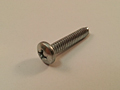Phillips Pan Taptite® Alternative Thread Rolling Screws - Zinc Bake and Wax