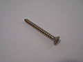 Type AB Phillips Flat Self Tapping Screws - 18-8 Stainless Steel