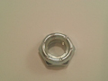 Thin Pattern Nylon Insert Hex Lock Nuts - 18-8 Stainless Steel